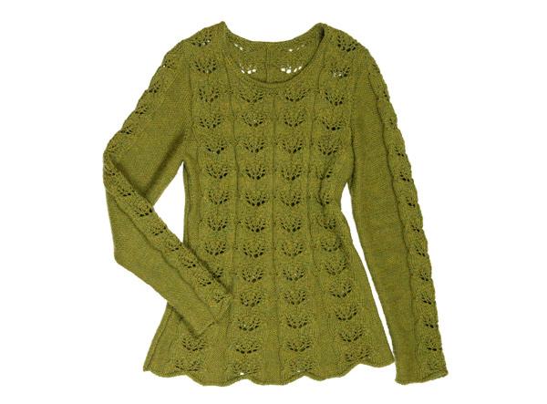 Pullover, tailliert, aus Garn von DROPS