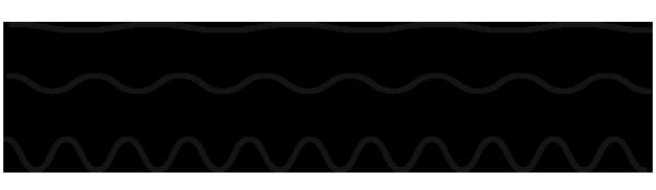 Dehnbarkeit einer Naht im Matratzenstich