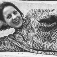 Pullover mit geometrischen Mustern